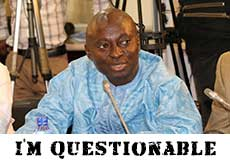 Corruption in Ghana  Mr Akwasi Boakye Osei, the CEO of Ghana Heights